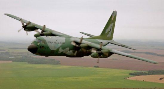 Militar por preso por transportar drogas em avião da FAB