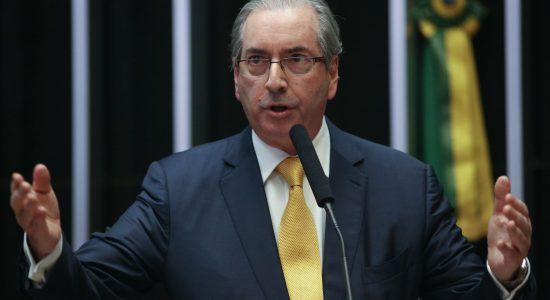 Ex-deputado Eduardo Cunha
