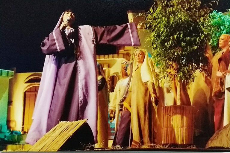 2005 - Musical O Cristo da Paixão 2