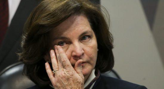 Procuradora-Geral da República, Raquel Dodge, defende prisão após segunda instância