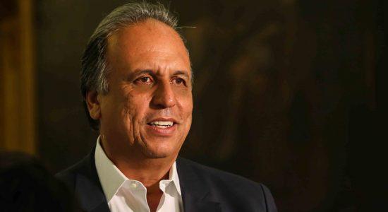 Ex-governador do Rio de Janeiro, Luiz Fernando Pezão
