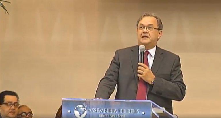 Convenção da Assembleia de Deus no Brasil é inaugurada