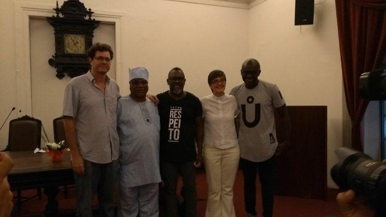 Religiosos fazem encontro em solidariedade a Kleber Lucas
