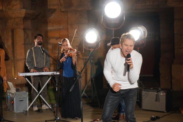 DVD Eloim, de Chris Durán, foi gravado em Foz do Iguaçu