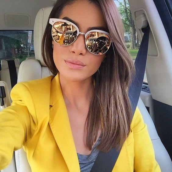 b62928500 Saúde e estilo! Veja motivos para usar óculos de sol   Comportamento ...