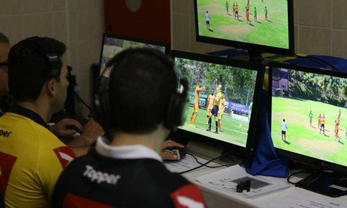 CBF detalha uso do árbitro de vídeo na Copa do Brasil