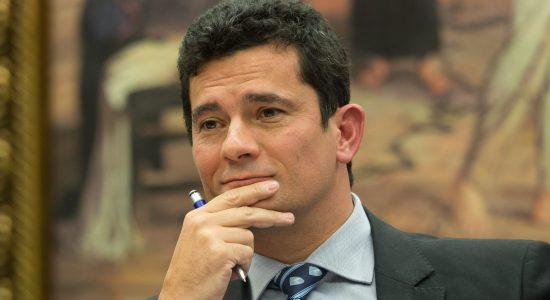 Ministro Sergio Moro foi convidado por comissão da Câmara
