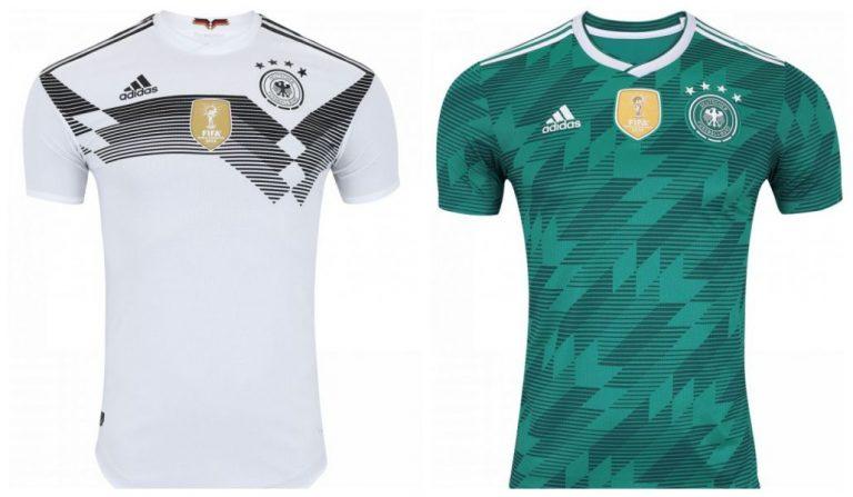 9fa76fcba6 Copa do Mundo 2018! Veja as camisas oficiais das seleções