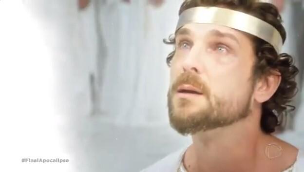 Benjamin tem as lágrimas enxugadas pelo Senhor