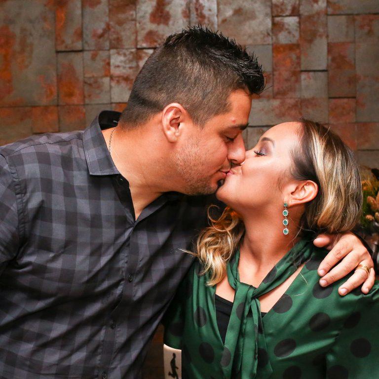 Bruna Karla celebra 11 anos de casamento nesta terça-feira