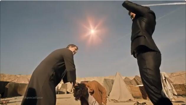 Ricardo se prepara para matar Benjamin