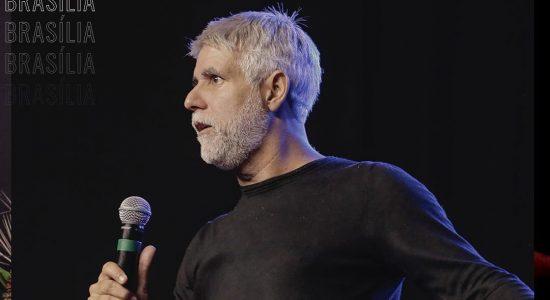 Pastor Claudio Duarte esclarece palestra