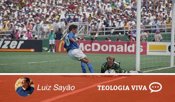 Fé e Copa do Mundo: É correr pro abraço