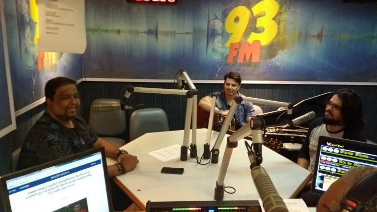 Ministério Viva Adoração lança single ao vivo na 93 FM