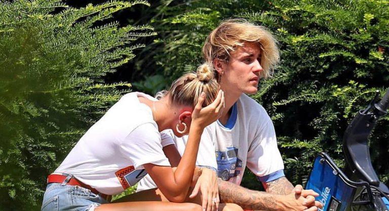 Justin Bieber e Hailey Baldwin se casaram em setembro