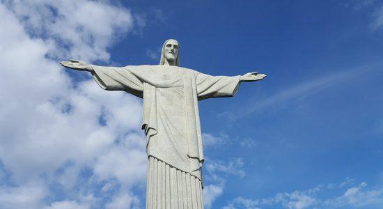 Cristo Redentor completa 87 anos