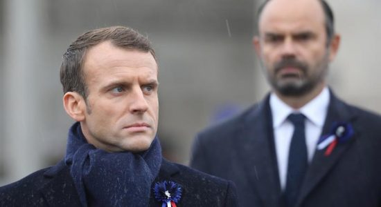 Presidente da França, Emmanuel Macron