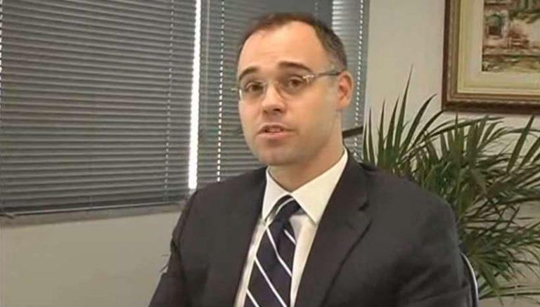 Advogado André Luiz Mendonça