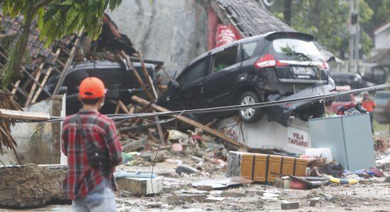 Fenômeno não foi percebido com antecedência porque não foi precedido por terremoto