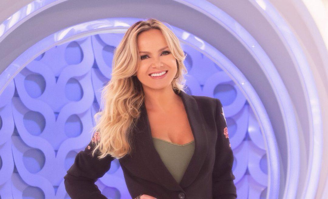 A apresentadora Eliana (Foto: reprodução/SBT)