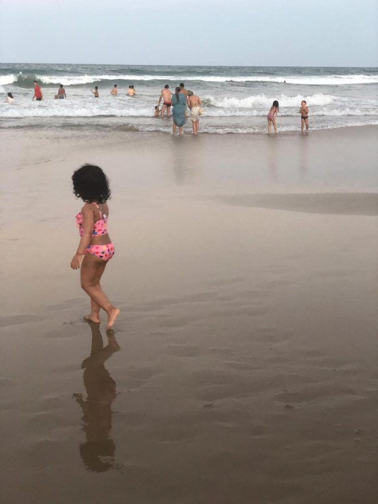 Delino Marçal curte dias de descanso com a família em Fortaleza
