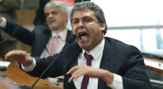 Ex-senador Lindbergh Farias