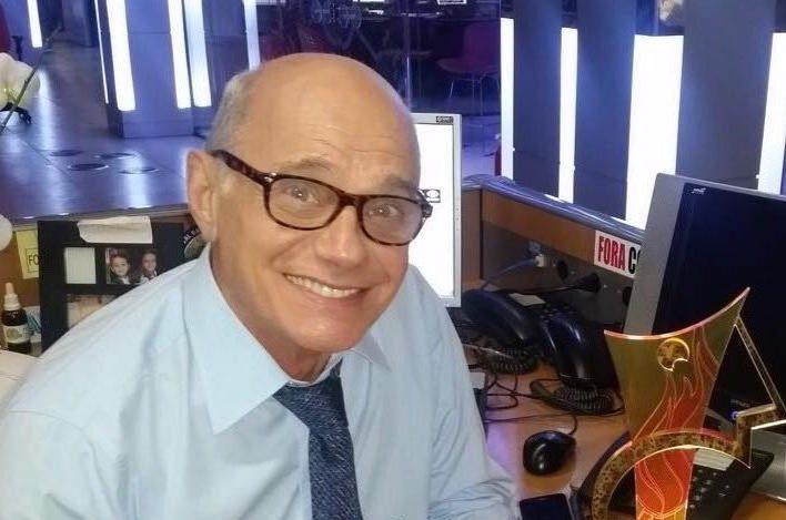 Jornalista Ricardo Boechat