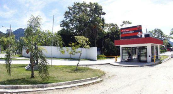 Centro de Treinamento do Flamengo
