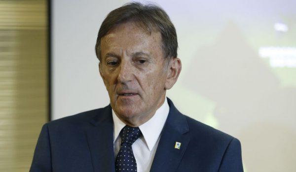 O novo secretário-geral da Presidência da República, general Floriano Peixoto