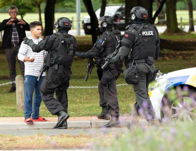Extremistas atacaram duas mesquitas na Nova Zelândia