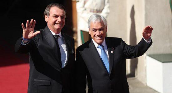 Jantar foi oferecido pelo embaixador do Brasil no Chile, Embaixador Carlos Duarte