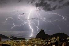 Rio de Janeiro está entre os estados com alerta de temporais para os próximos dias