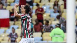 Ganso, em campo pelo Fluminense
