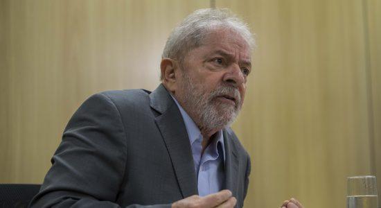 STF adia julgamento de pedido de liberdade do ex-presidente Lula