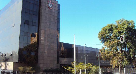 Sede do Corinthians, em São Paulo