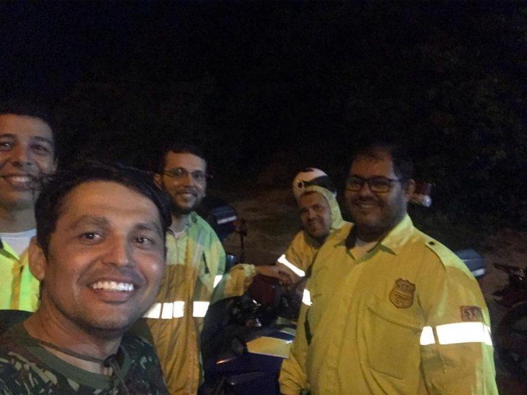 Grupo salvou 16 pessoas do suicídio
