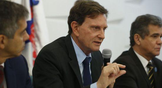 Prefeito do Rio de Janeiro, Marcelo Crivella
