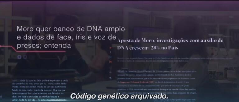 Trechos do trailer trazem reportagens sobre Bolsonaro e seus aliados
