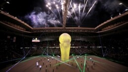 Copa de 2022 acontecerá no Catar