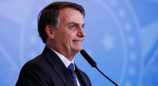 Presidente Jair Bolsonaro veta listra tríplice para agências reguladoras