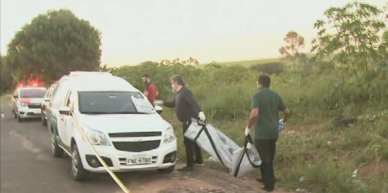 Parte do corpo foi encontrada em lagoa