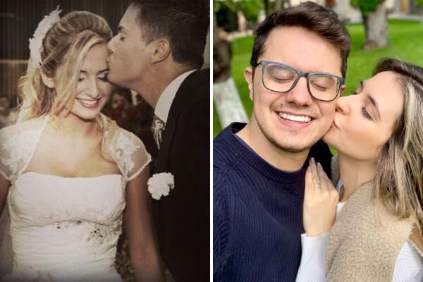 Pr. Deive Leonardo e Paula Leonardo