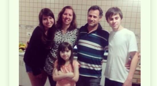 Irmã de Rafael Miguel lembrou momentos em família