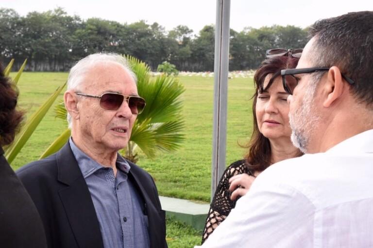 Senador Arolde de Oliveira lamenta a morte do amigo pastor Anderson do Carmo