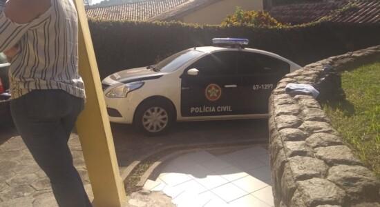 Operação policial na casa de Flordelis