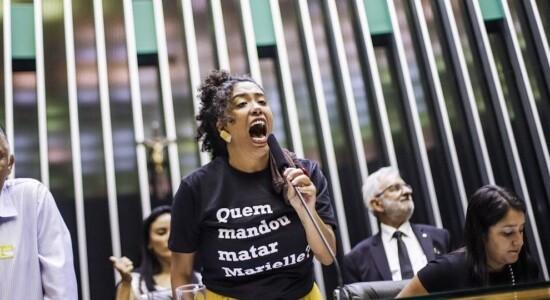 Deputada do PSOL foi chamada de incoerente e hipócrita
