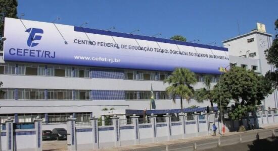 Uma das escolas da Cefet/RJ