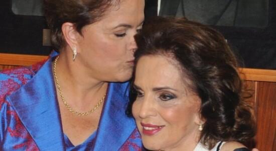 Dilma e sua mãe, Dilma Jane