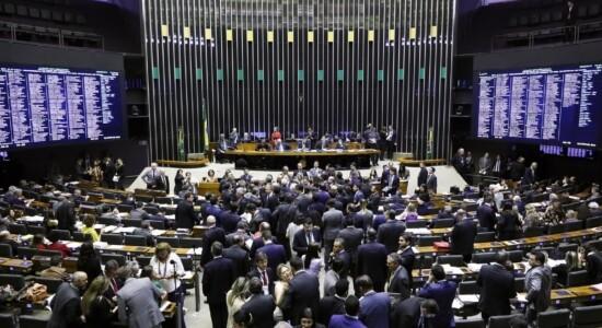 Plenário da Câmara dos Deputados aprova medida