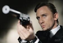 Daniel Craig como 007 em Cassino Royale (2006)